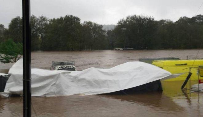 Κυκλώνας Ζορμπάς: ΕΜΑΚ και δύτες αναζητούν τους αγνοούμενους