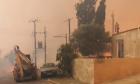 Κύπρος: Εκτός ελέγχου η φωτιά στα ορεινά Λάρνακας και Λεμεσού - Εκκενώνονται άλλα επτά χωριά