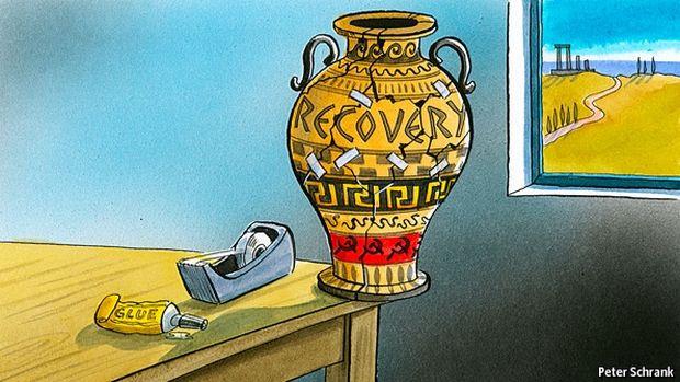 The Economist: Μία νίκη του Τσίπρα στις ευρωεκλογές, μπορεί να υπονομεύσει τον εύθραυστο συνασπισμό του Σαμαρά
