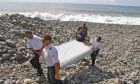 Πτήση MH370: Στο Παρίσι το τμήμα φτερού που βρέθηκε στο νησί Ρεϊνιόν