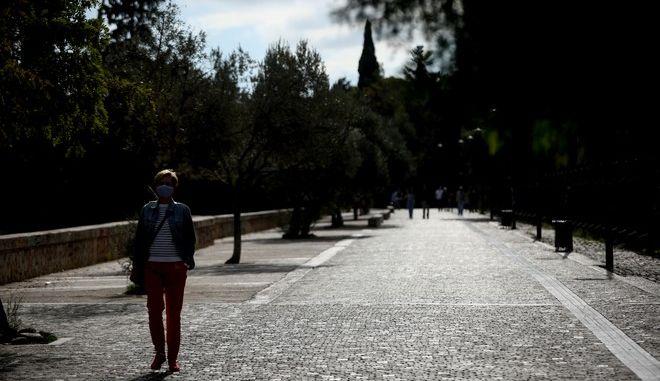 Lockdown στην Αθήνα(Αρχείου)