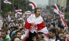 Διαδηλώσεις στη Λευκορωσία