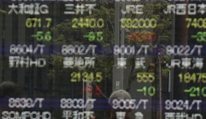 Ηλεκτρονικός πίνακας χρηματιστηριακών συναλλαγών