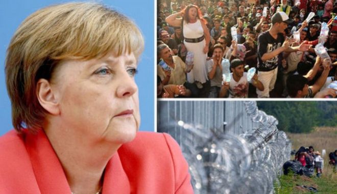 Μέρκελ: Πρέπει να κάνουμε τα πάντα για να διατηρήσουμε τη ζώνη Σένγκεν