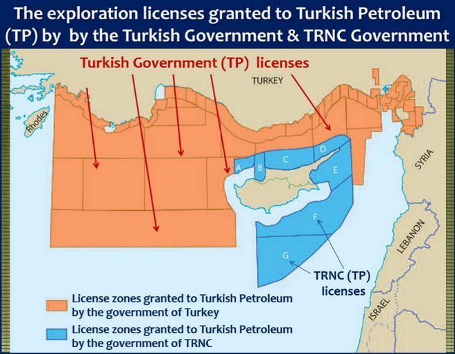 Πού στέλνει το Barbaros η Τουρκία - Οι χάρτες με τις τουρκικές προκλήσεις