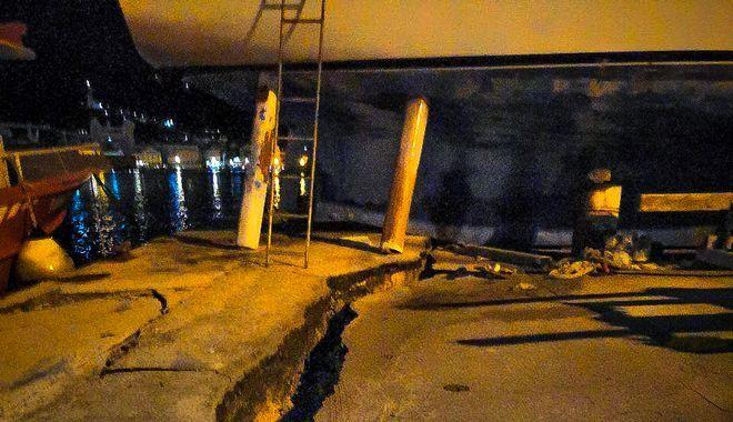 Ισχυρός σεισμός 6,6 ρίχτερ στον υποθαλάσσιο χώρο ανοικτα της Ζακύνθου