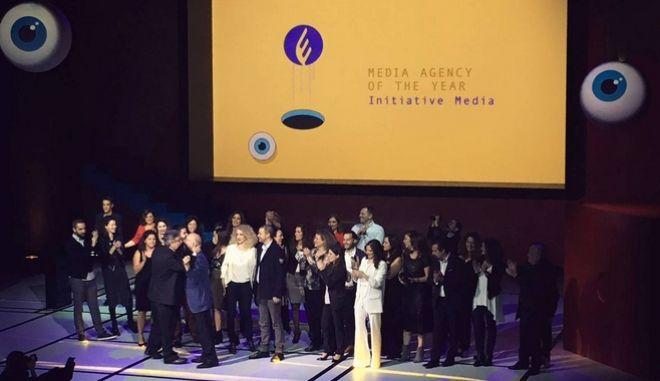 Με έξι βραβεία τιμήθηκε η Initiative Media στα Ermis Awards 2016