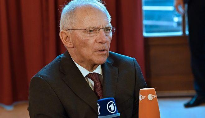 Συνεδρίαση του Eurogroup στην Μπρατισλάβα την Παρασκευή 9 Σεπτεμβρίου 2016. (EUROKINISSI/ΕΥΡΩΠΑΪΚΗ ΕΝΩΣΗ)