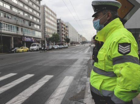 Κορονοϊός: Η Ελλάδα σε απαγόρευση κυκλοφορίας - Με ταυτότητα και  'εξοδόχαρτο' η κίνηση των πολιτών - Κοινωνία | News 24/7