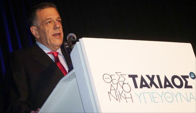 Ο Νίκος Ταχιάος, υποψήφιος Δήμαρχος Θεσσαλονίκης, προπορεύεται για τη νίκη στον Α' Γύρο