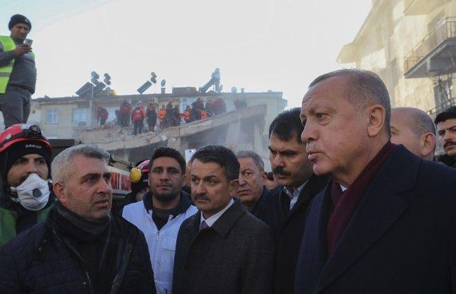 Ο Ερντογάν στο Ελαγίζ