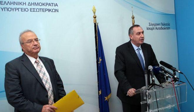 Μιχελάκης - Γρηγοράκος: Η επιστολή έφερε ρήξη στην κορυφή του ΥΠΕΣ