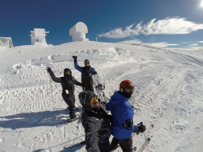 Ο 'Αρίσταρχος' μετράει τ' άστρα: Στο Μοριά το 2ο μεγαλύτερο τηλεσκόπιο της Ευρώπης