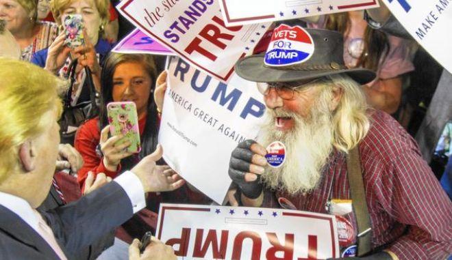 Αμερικανικές εκλογές: Ποιοι ψήφισαν Τραμπ