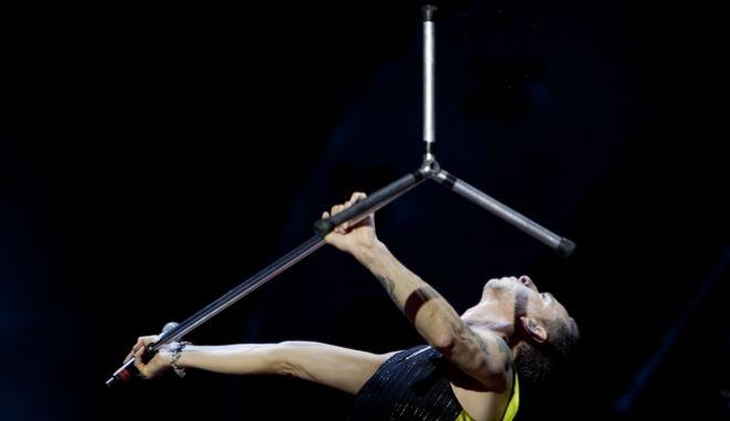 Depeche Mode: Τι καιρό θα κάνει στη Μαλακάσα