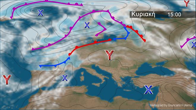 Καιρός: Μέχρι 40 βαθμούς θα δείξει το θερμόμετρο και 8 μποφόρ στο Αιγαίο