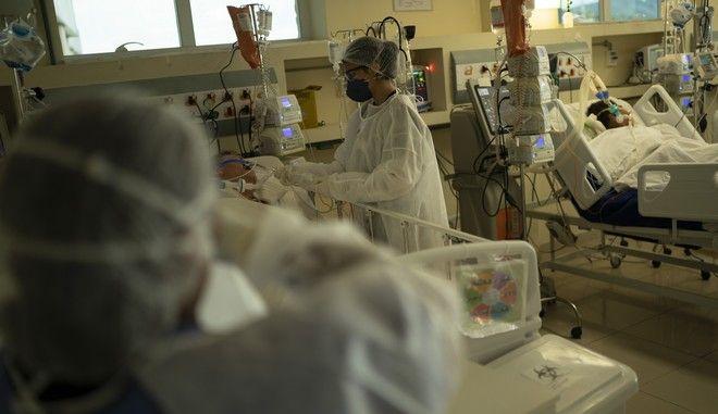 Νοσοκομείο στη Βραζιλία