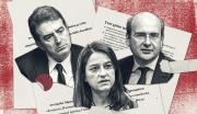 """Οι τρεις υπουργοί """"σπόνσορες"""" του ΣΥΡΙΖΑ"""