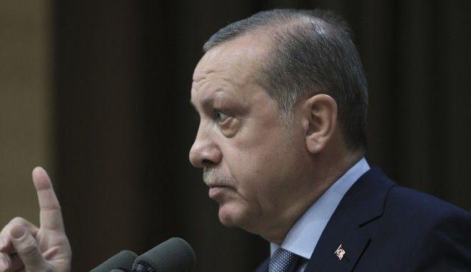 Νέες επικρίσεις Ερντογάν κατά ΗΠΑ: Δεν είναι πολιτισμένη χώρα