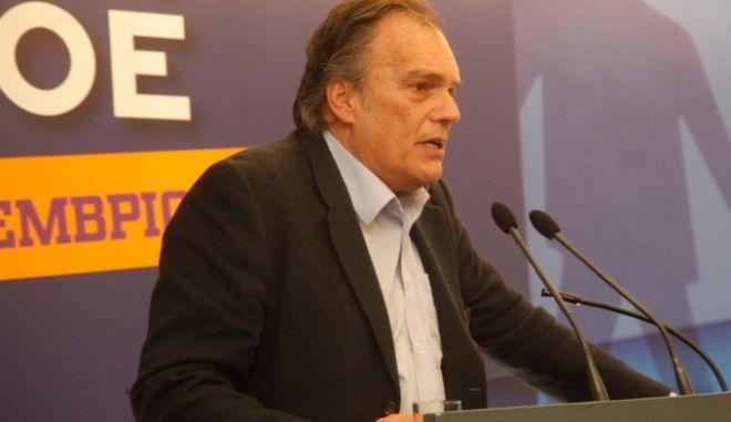 Νεφελούδης: Χωρίς συντάξεις σε ένα χρόνο αν δεν λυθεί το ασφαλιστικό