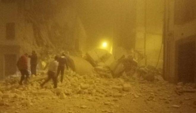 Σεισμός στην Ιταλία: Καθησυχαστικοί οι Έλληνες σεισμολόγοι