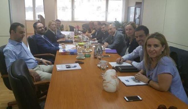 Οδικός Χάρτης Συνεργασίας για την αναπτυξιακή προοπτική της Περιφέρειας