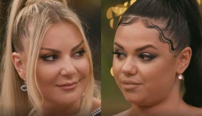 Η Αθηνά και η Ιζαμπέλα του Bachelor 2