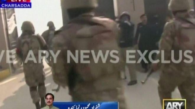 Πακιστάν: Ένοπλοι εισέβαλαν σε πανεπιστήμιο και άνοιξαν πυρ κατά φοιτητών και καθηγητών