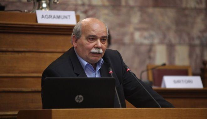 Συνεδρίαση της επιτροπής του Προεδρείου της Κοινοβουλευτικής Συνέλευσης του Συμβουλίου της Ευρώπης (ΚΣ ΣτΕ) για την κατάσταση μεταναστών, προσφύγων και αιτούντων άσυλο στην Ελλάδα, στην Βουλη την Δευτέρα 30 Μαΐου 2016. (EUROKINISSI/ΑΛΕΞΑΝΔΡΟΣ ΖΩΝΤΑΝΟΣ)
