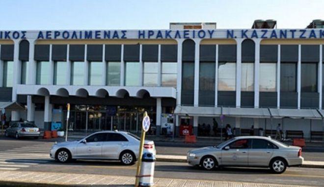 Το αεροδρόμιο του Ηρακλείου
