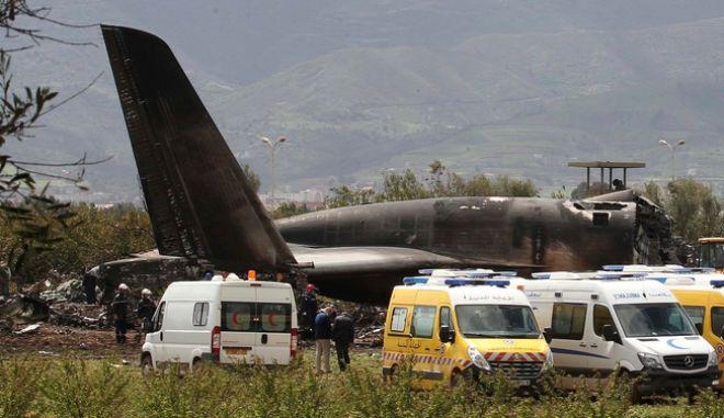 Τραγωδία στην Αλγερία: Συντριβή αεροσκάφους - 257 οι νεκροί