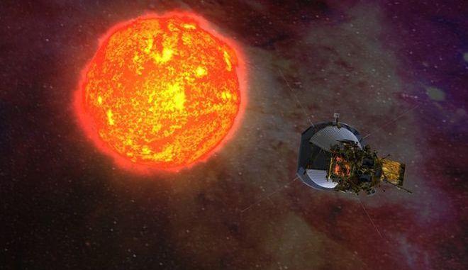 Το Solar Parker γράφει ιστορία: Έφτασε πιο κοντά στον Ήλιο από κάθε άλλο σκάφος