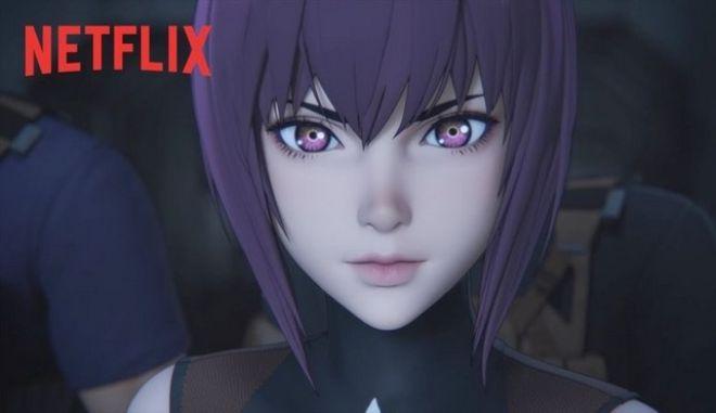 Ghost in the Shell: SAC_2045 - Το πρώτο trailer της νέας anime σειράς του Netflix