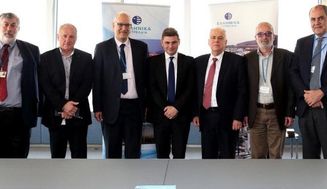 Συμφωνία των ΕΛΠΕ με το Πανεπιστήμιο Πειραιά και το Πολυτεχνείο Κρήτης
