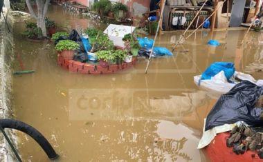 Πλημμύρες στην Κέρκυρα