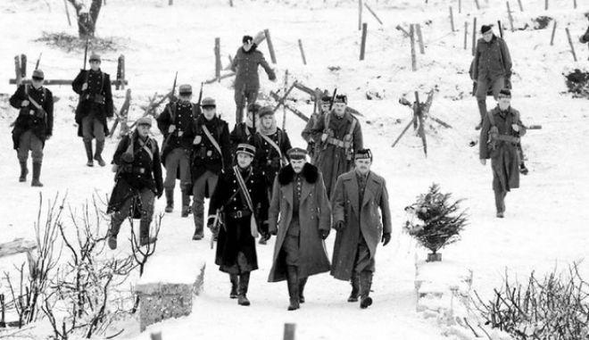 Μηχανή του χρόνου: Η ανακωχή των Χριστουγέννων, όταν οι φαντάροι αγνόησαν τους στρατηγούς
