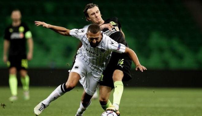 Κρασνοντάρ - ΠΑΟΚ 2-1: Έχασε αλλά δεν χάθηκε