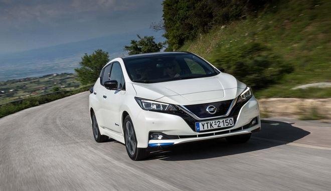 Το νέο Nissan Leaf