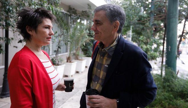 """Από τη συνεδρίαση των """"53"""" του ΣΥΡΙΖΑ"""