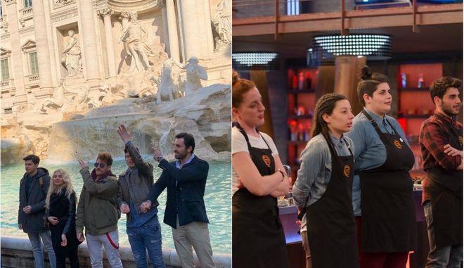 MasterChef: Άλλοι ταξίδεψαν στην Ιταλία και άλλοι μαγείρεψαν αστακό για ασυλία