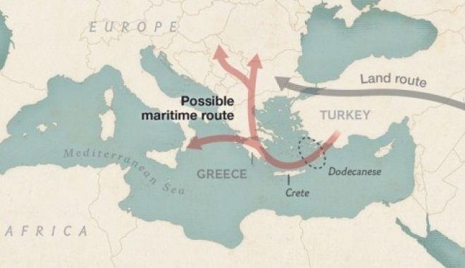 Η Ευρώπη αποικήθηκε από Μικρασιάτες. Η έρευνα Έλληνα γενετιστή στο National Geographic