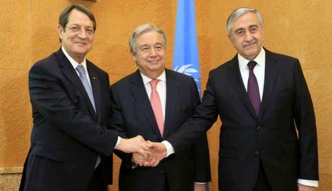 Κυπριακό: Τα βήματα της Κύπρου μετά το ναυάγιο στην Ελβετία
