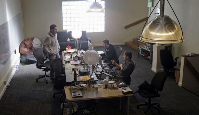 Οι ιδρυτές του Facebook σε παλαιότερη φωτογραφία
