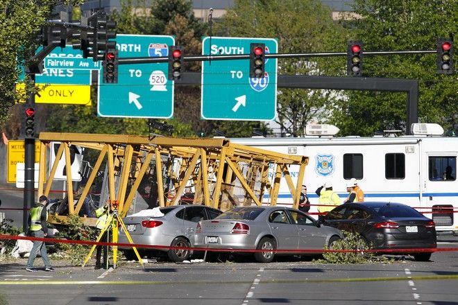 Το δυστύχημα σημειώθηκε στη συνοικία Σάουθ Λέικ Γιούνιον του Σιάτλ