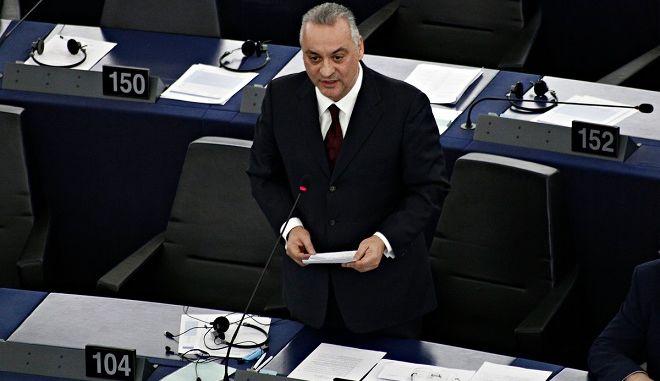 Ο επικεφαλής της ευρωομάδας της ΝΔ Μανώλης Κεφαλογιάννης