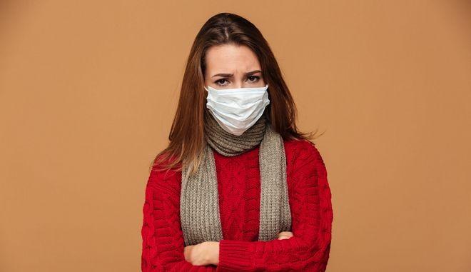 Η χρήση της μάσκας κυρίως προστατεύει τους άλλους από τα δικά μας μικρόβια