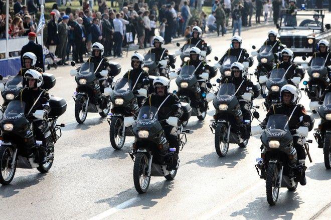 Θεσσαλονίκη, στρατιωτική παρέλαση της 28ης Οκτωβρίου