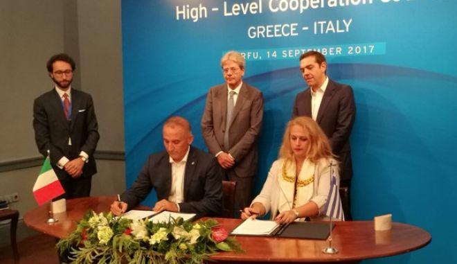 Εξαγορά ΤΡΑΙΝΟΣΕ: Μισό δισ. ευρώ θα επενδύσουν οι Ιταλοί