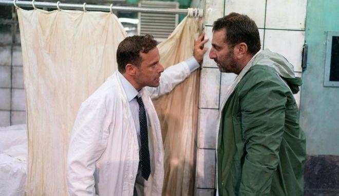 """Είδαμε στα """"Αξύριστα Πηγούνια"""" πόσο μεγάλα καθάρματα είναι ο Γιώργος Πυρπασόπουλος και ο Ηλίας Βαλάσης"""