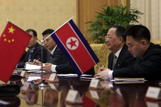 Η συνάντηση των ΥΠΕΞ των δυο χωρών